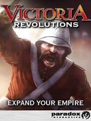 Обложка Victoria: Revolutions