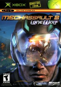 MechAssault 2: Lone Wolf – фото обложки игры