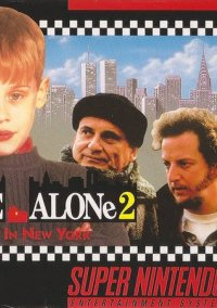 Обложка Home Alone 2: Lost in New York
