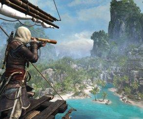 Новый рекламный трейлер Assassin's Creed 4: Black Flag