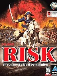 Обложка Risk: The Game of Global Domination