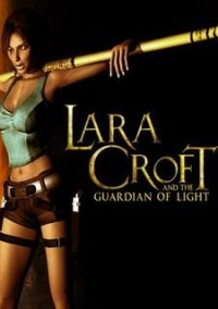 Обложка Lara Croft and the Guardian of Light
