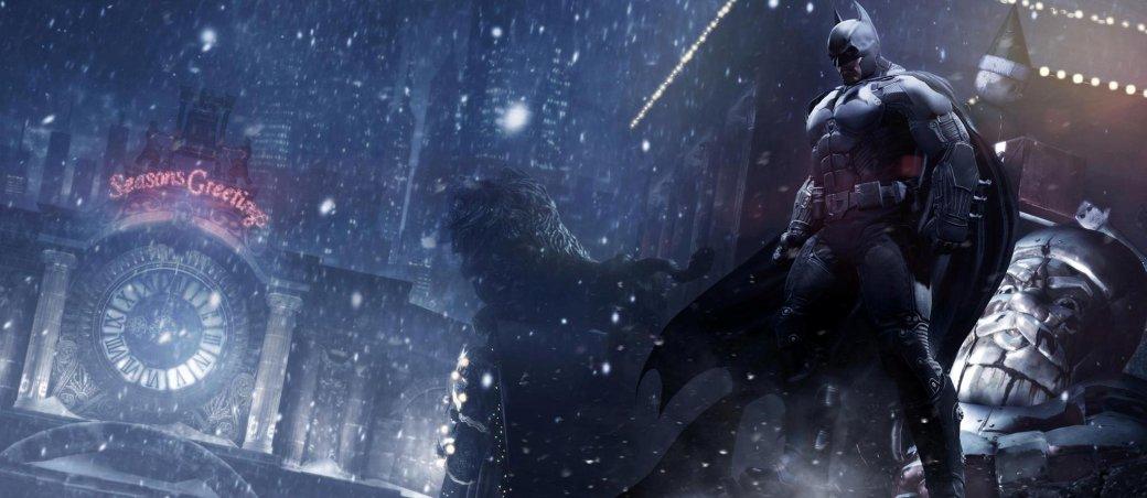 5 причин, почему Batman Arkham: Origins может оказаться плохой игрой - Изображение 1