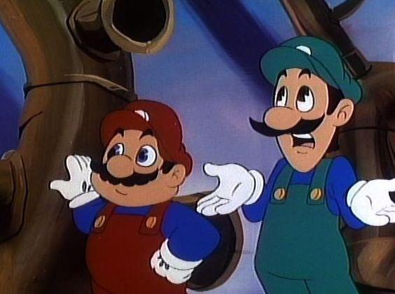 Сюрприз: Марио, скорее всего, моложе вас  - Изображение 1