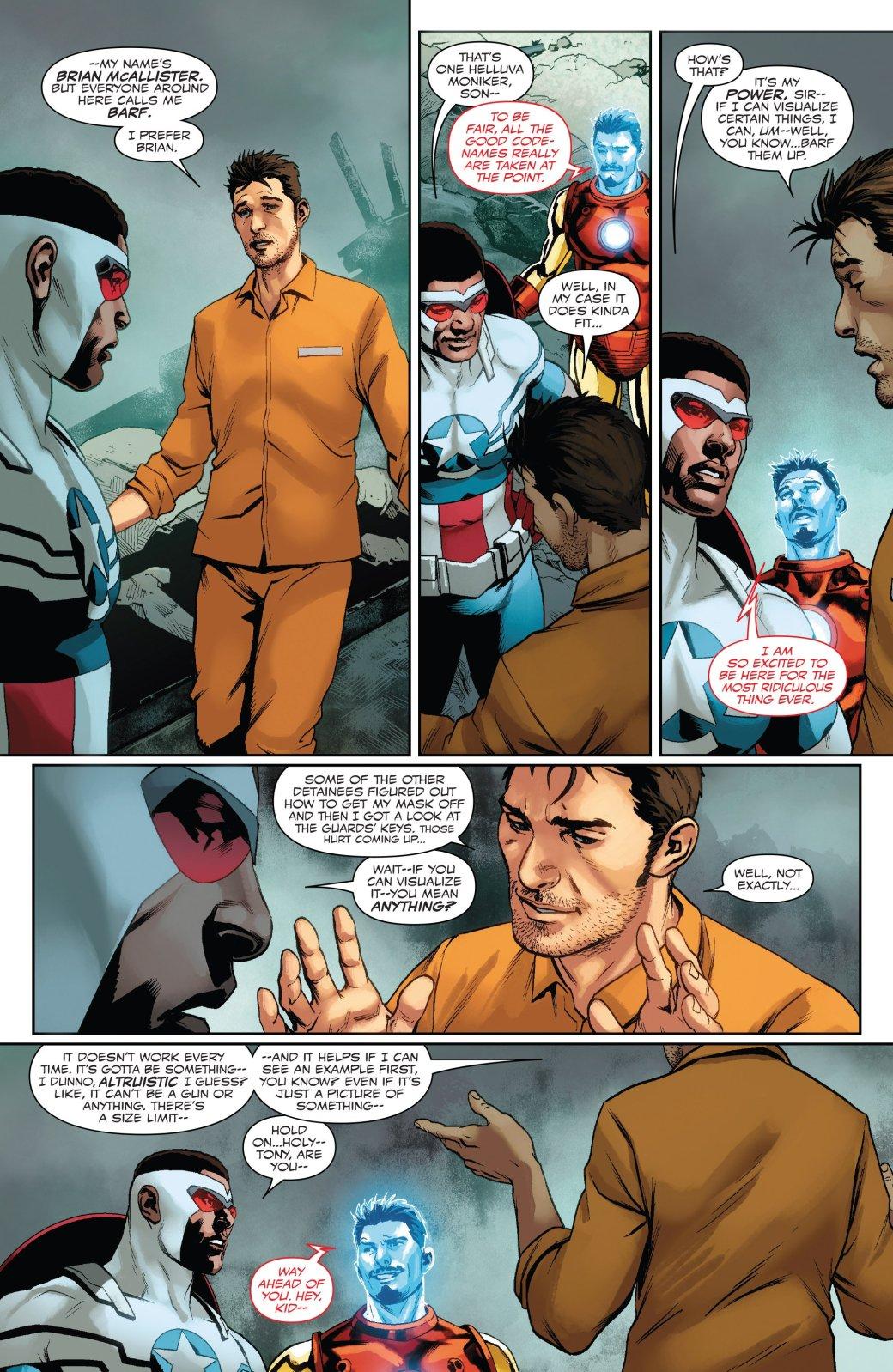 В борьбе против Гидры Мстителям помог герой с самой тупой способностью. - Изображение 1