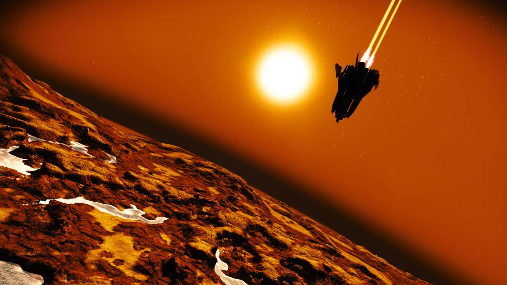 Коллекция потрясающих скриншотов NoMan's Sky, созданных вфоторежиме - Изображение 8