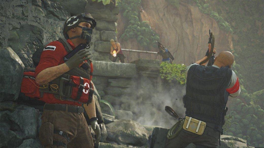 PGW 2015. Все о мультиплеере Uncharted 4 - Изображение 1