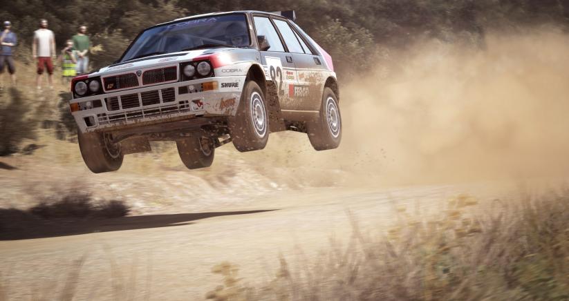 Грязь на большом экране: DiRT Rally выйдет на консолях - Изображение 1