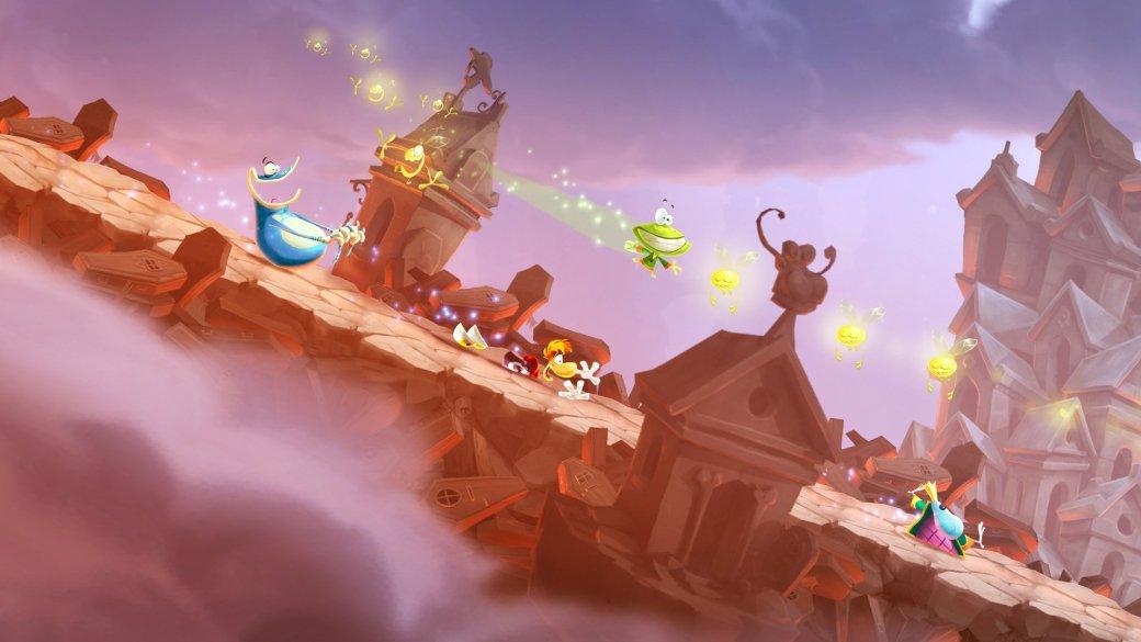 Rayman Legends придет на новые консоли неделей раньше - Изображение 1