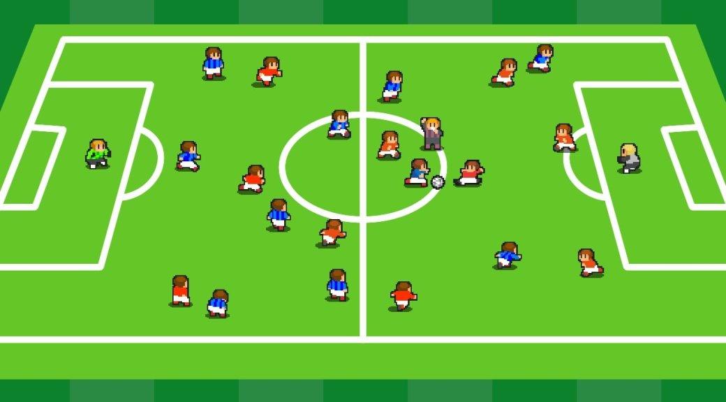 Рецензия на Nintendo Pocket Football Club. Обзор игры - Изображение 2