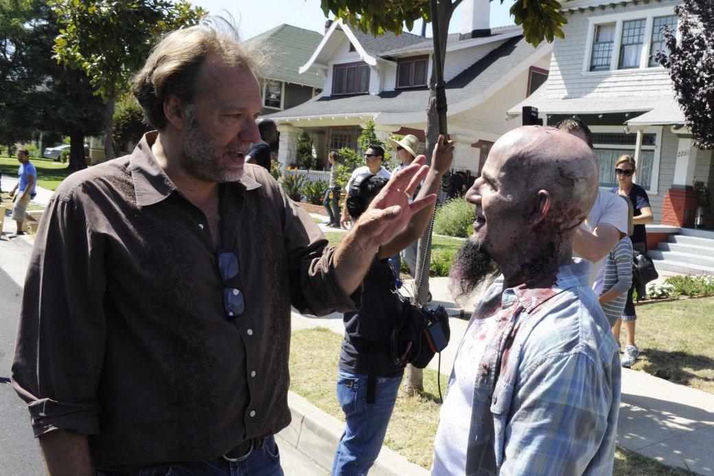 Грег Никотеро обещает дико мрачный седьмой сезон «Мертвецов» - Изображение 1