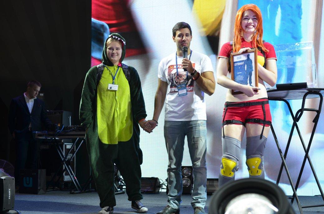 Фотоотчет с «Игромира» и Comic Con Russia, день 3 – Миша Коллинз - Изображение 8