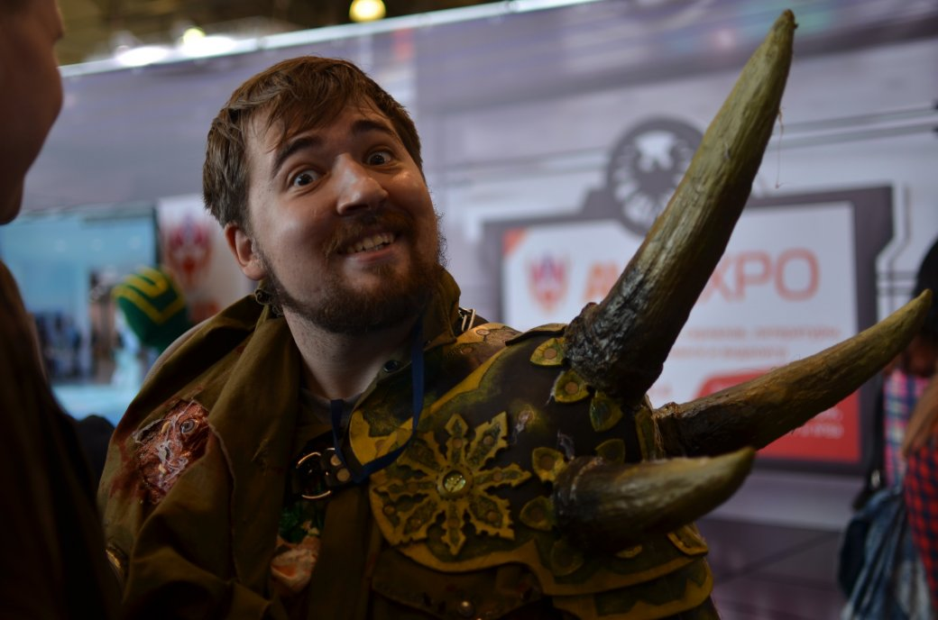 Фотоотчет с «Игромира» и Comic Con Russia, день 4 - Изображение 20