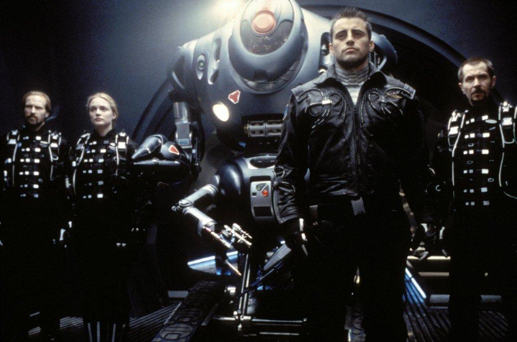 Нил Маршалл перезагружает сериал «Затерянные в космосе». - Изображение 1