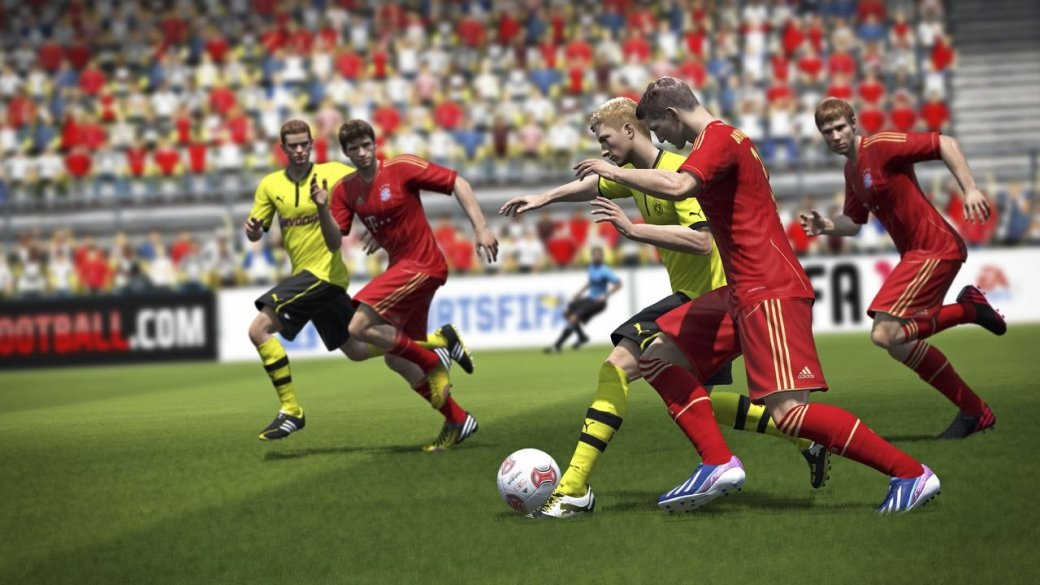 FIFA 14 свергла Titanfall с первого места в британском чарте  - Изображение 1