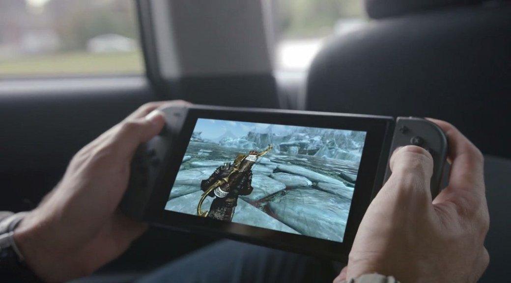 Показанная в трейлере Switch Skyrim не подтверждена к выходу на ней - Изображение 1