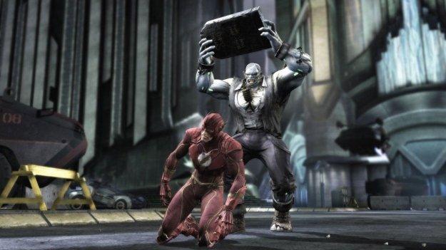 "Injustice: Gods Among Us. Репортаж с ""Игромира 2012"". - Изображение 4"