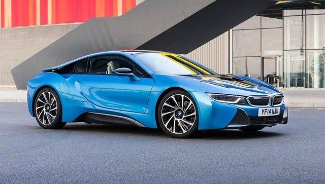 Шикарный спорткар BMW i8 превратили вмашину покемастера - Изображение 4