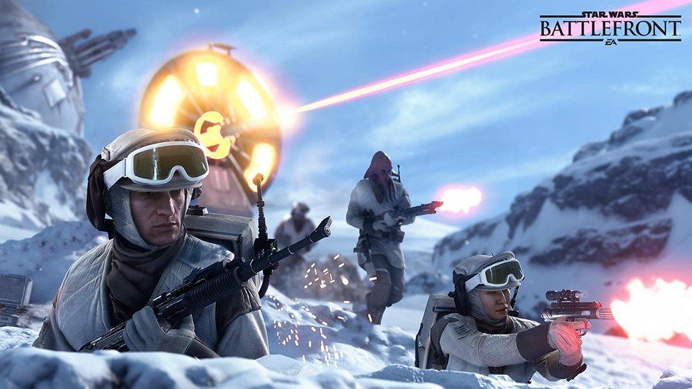 EA: Star Wars Battlefront понравится и детям, и опытным геймерам. - Изображение 1