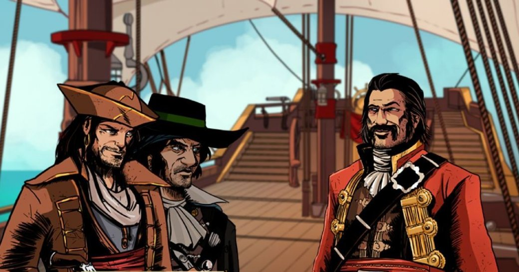 Assassin's Creed: Pirates и другие любопытные, но малозаметные игры - Изображение 1
