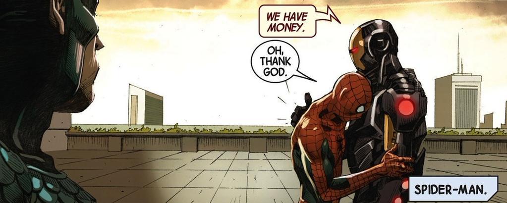 «Человек-паук» в руках Marvel – что дальше? - Изображение 1
