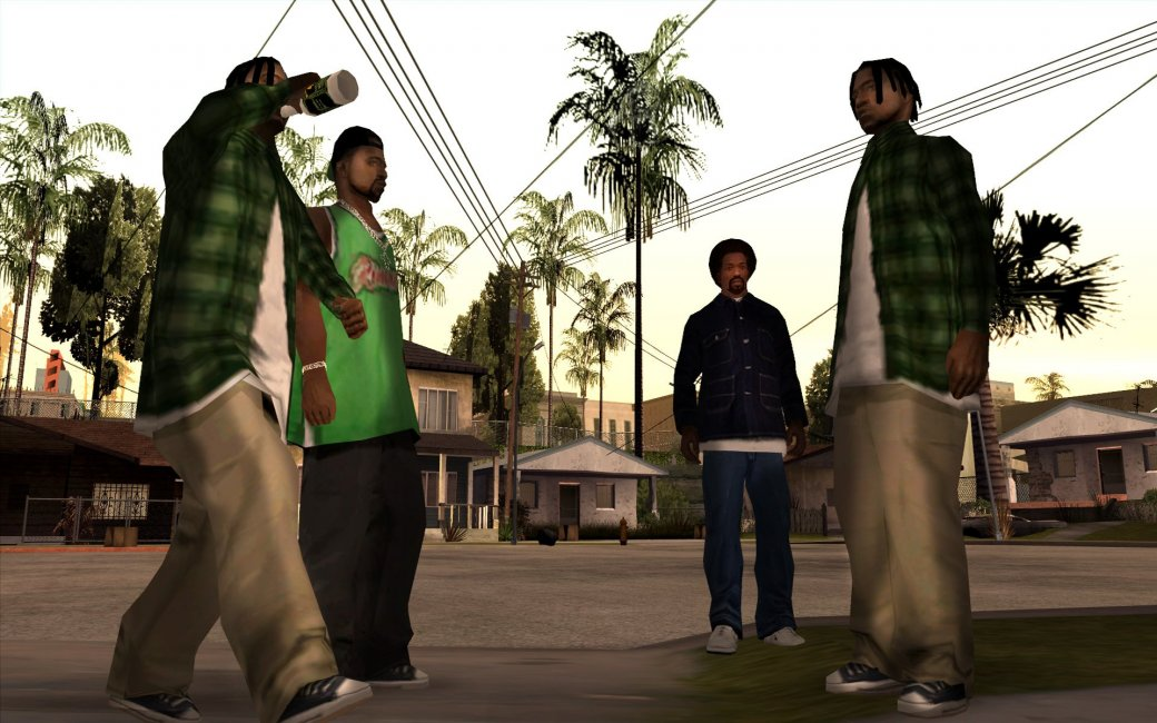 GTA: San Andreas появилась на PS3 —но в неправильной версии - Изображение 1