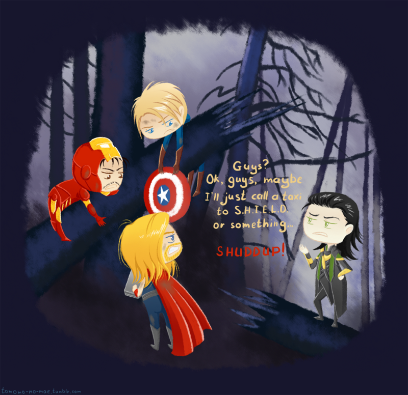 Галерея вариаций: Мстители-женщины, Мстители-дети... - Изображение 91