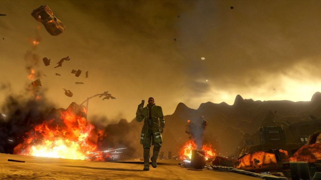 Эволюция взрывов в видеоиграх. - Изображение 11