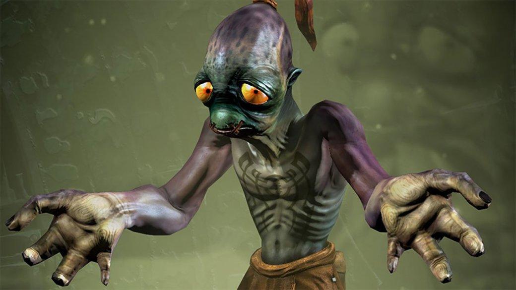 Автор Oddworld уходил из игровой индустрии из-за произвола издателей. - Изображение 1