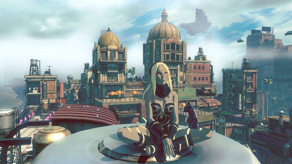 Gravity Rush 2 выйдет позже, но с бесплатным сюжетным DLC - Изображение 1