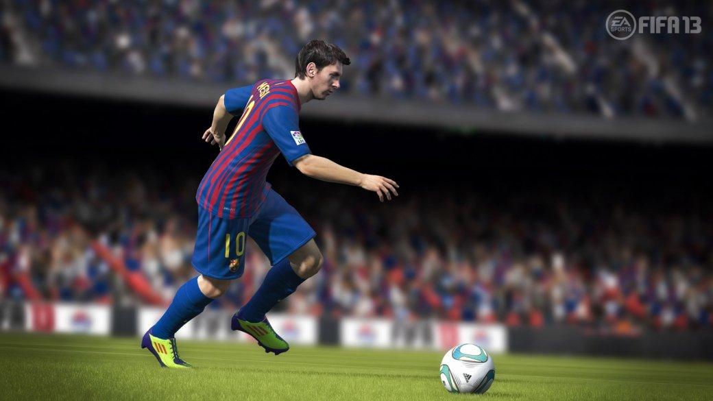 FIFA 13: эксклюзивный репортаж из Лондона - Изображение 5