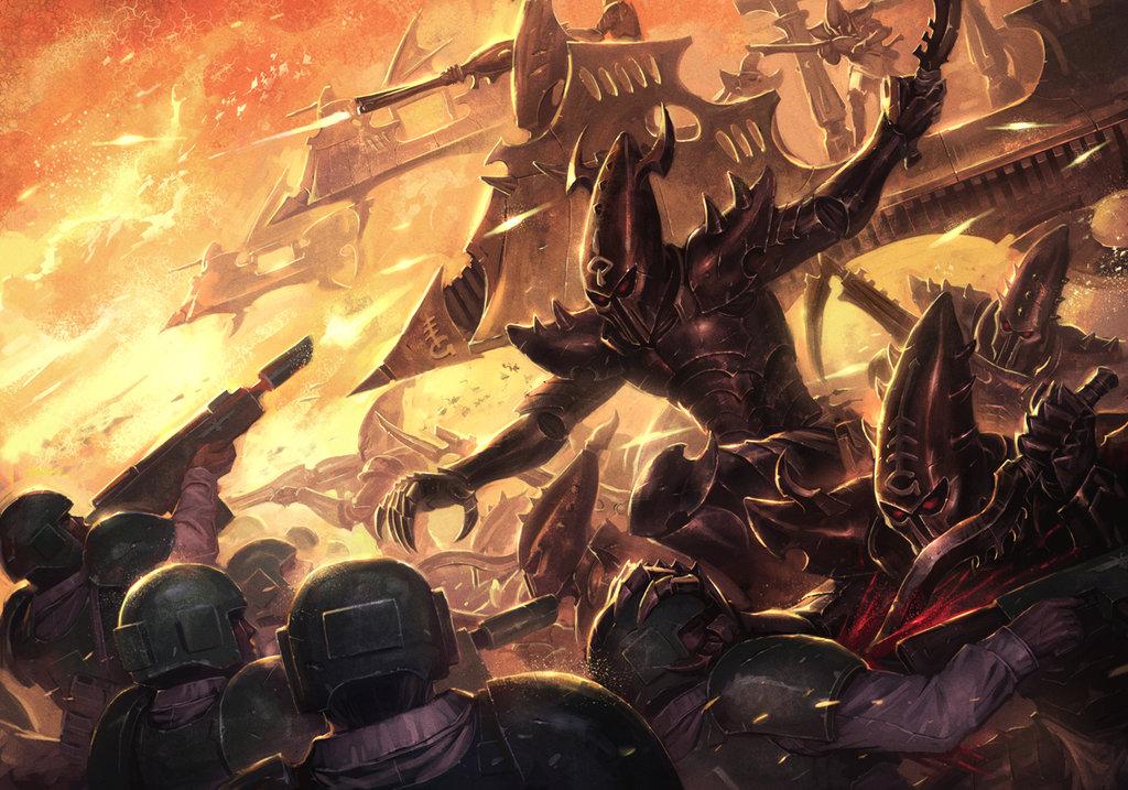 Warhammer 40000. История длинною в миллионы световых лет.. - Изображение 8