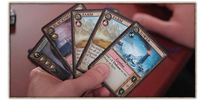 Карточная игра по Pillars of Eternity успешно прошла Kickstarter. - Изображение 1