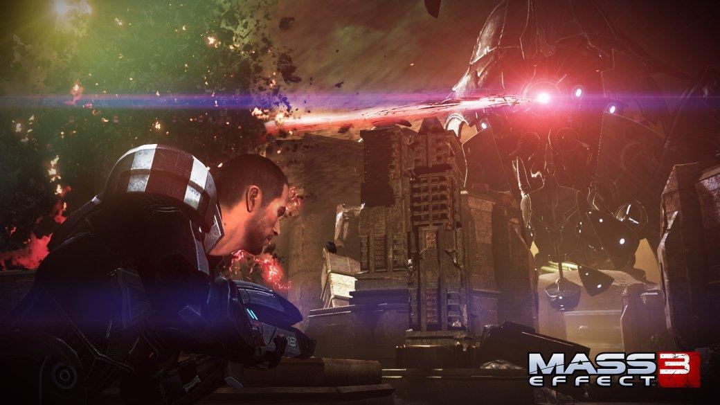 Спасти галактику: рецензия на Mass Effect 3 - Изображение 1