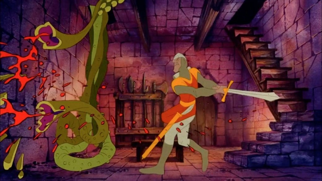 Авторы Dragon's Lair собирают деньги на мультфильм по игре - Изображение 1
