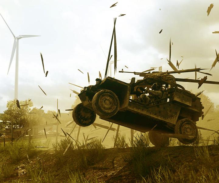 Милитари-дежавю: 11 сцен из трейлера Battlefield 4, которые мы где-то видели - Изображение 1