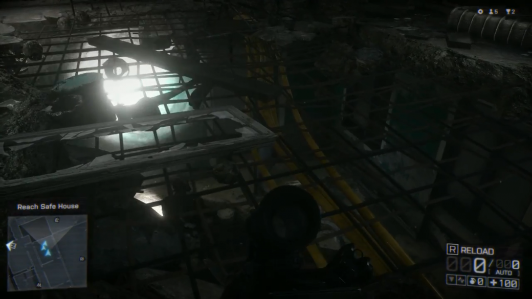 Милитари-дежавю: 11 сцен из трейлера Battlefield 4, которые мы где-то видели. - Изображение 5