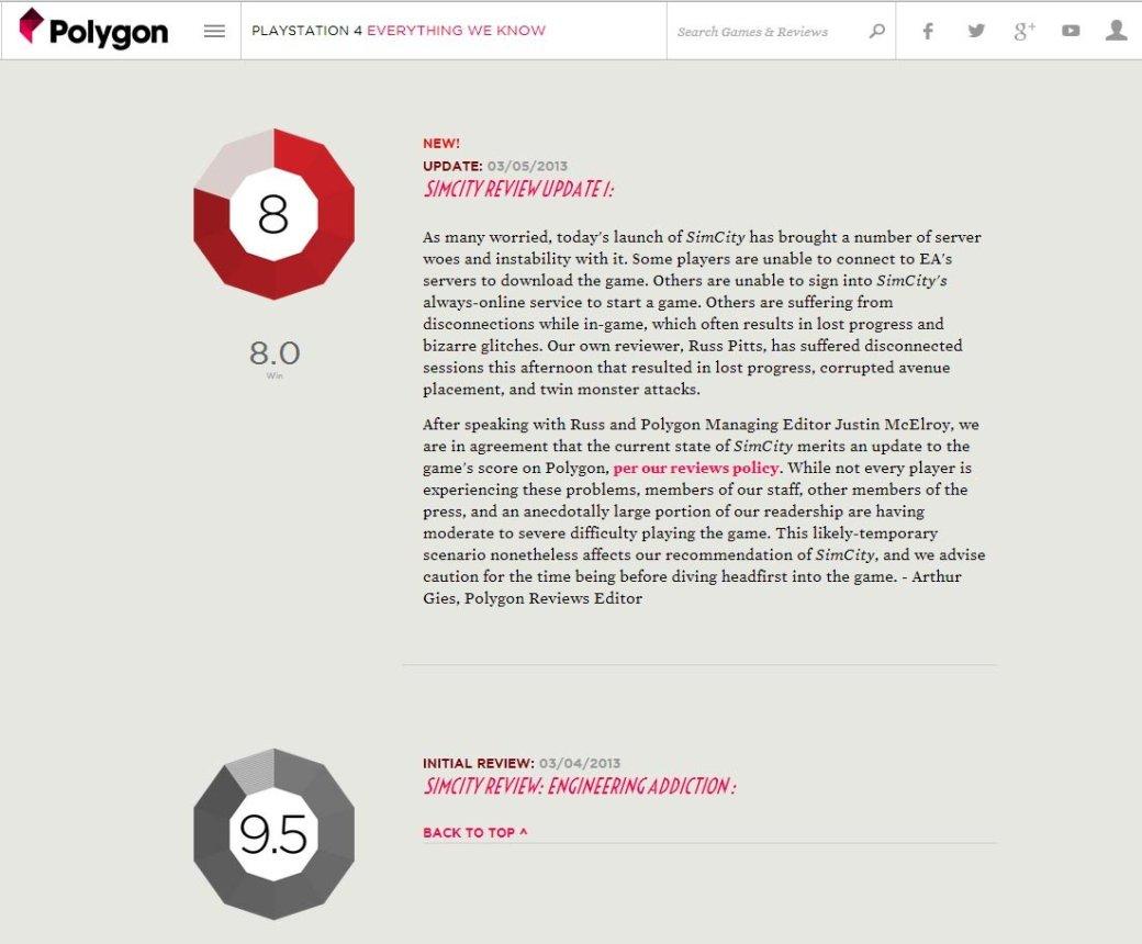 Неполадки с серверами обрушили оценку SimCity на Metacritic - Изображение 6