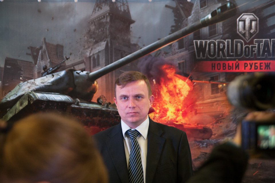 Танковый субботник: 6000 фанатов WoT собрались в Кубинке. - Изображение 3