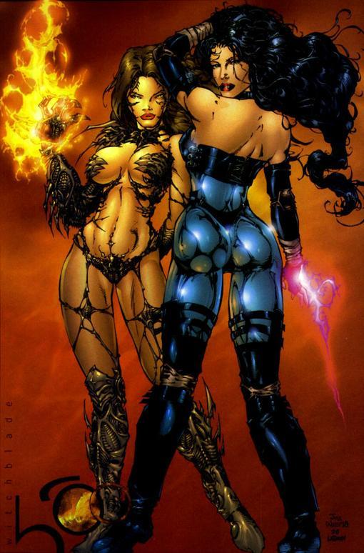 Девочки-припевочки или весеннее обострение в комиксах ч.2 - Изображение 9