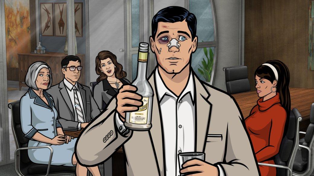 Мультсериал «Арчер» продлили на три сезона - Изображение 1