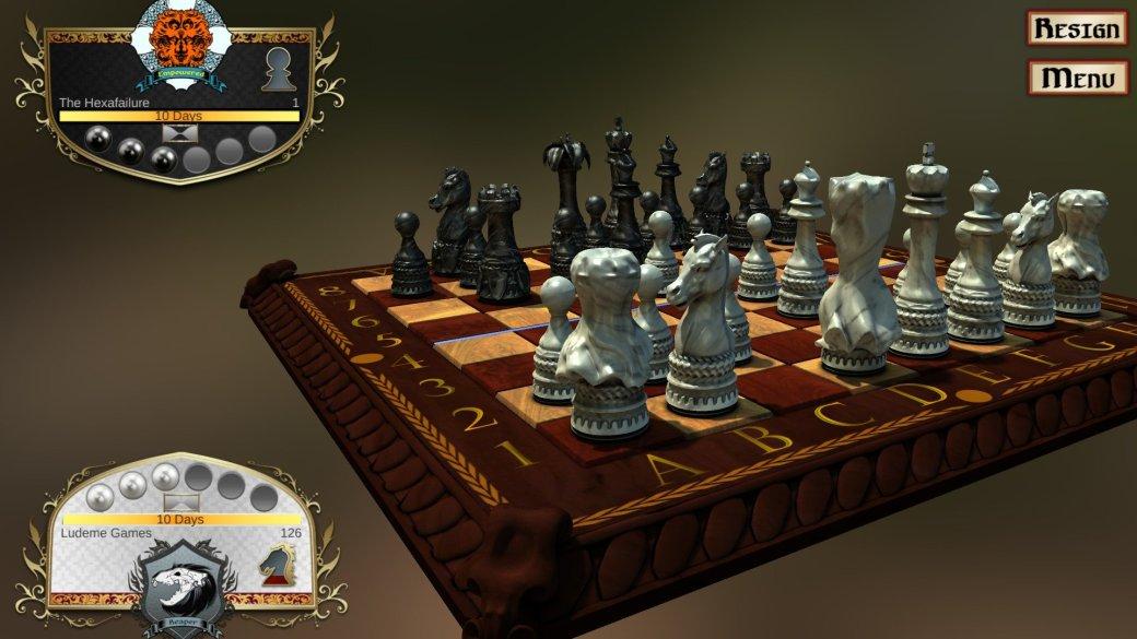 Chess 2: The Sequel перенесут на PC в августе - Изображение 1