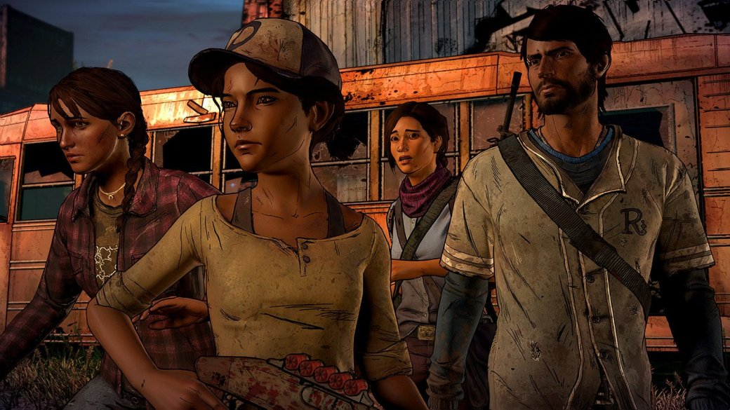 Рецензия на The Walking Dead: The Telltale Series - A New Frontier. Обзор игры - Изображение 2