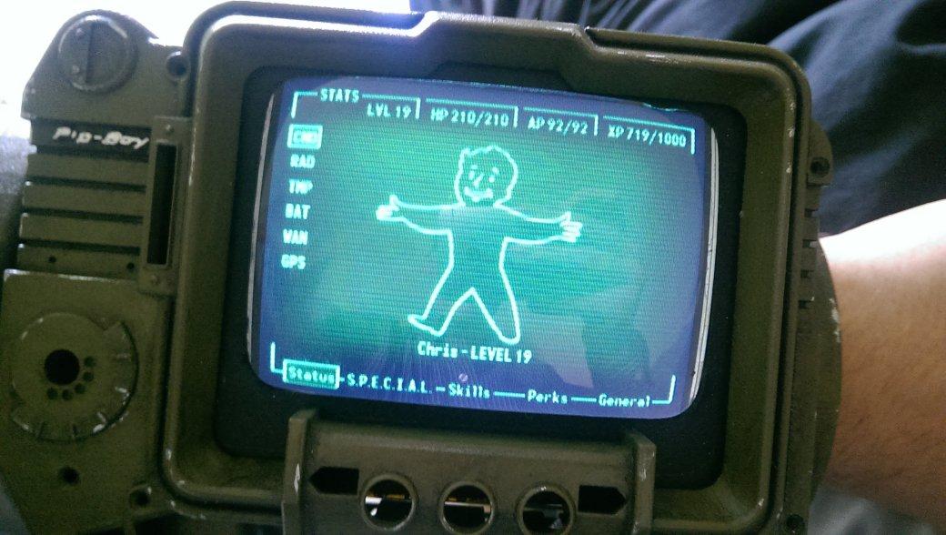 Фанат Fallout сделал PipBoy своими руками - Изображение 6