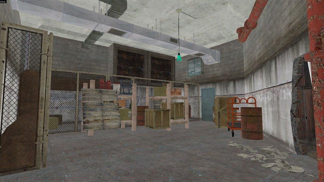 Заснеженный Рейвенхольм в материалах отмененного эпизода Half-Life 2 - Изображение 4