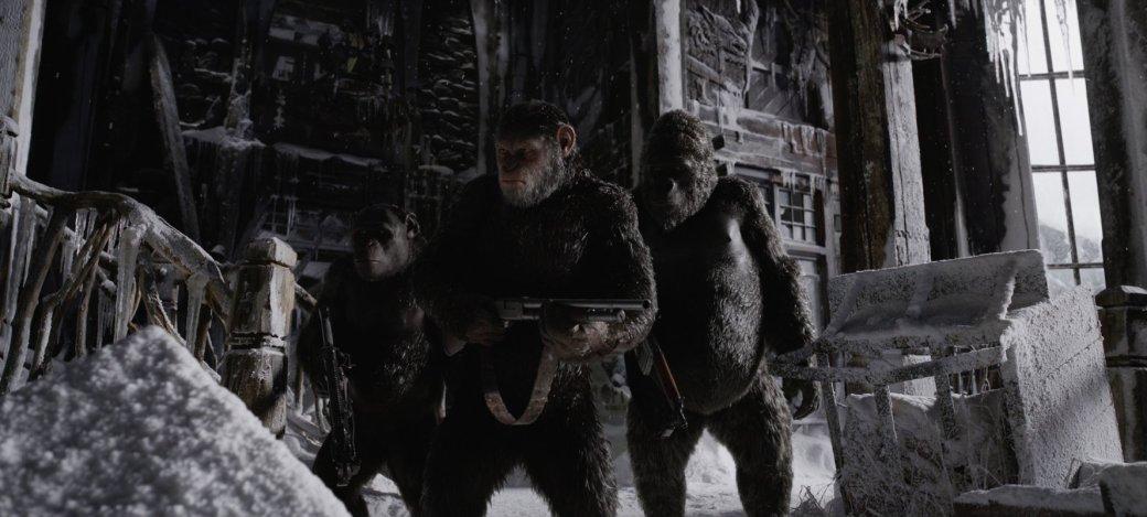 Рецензия на «Планету обезьян: Война» . - Изображение 4