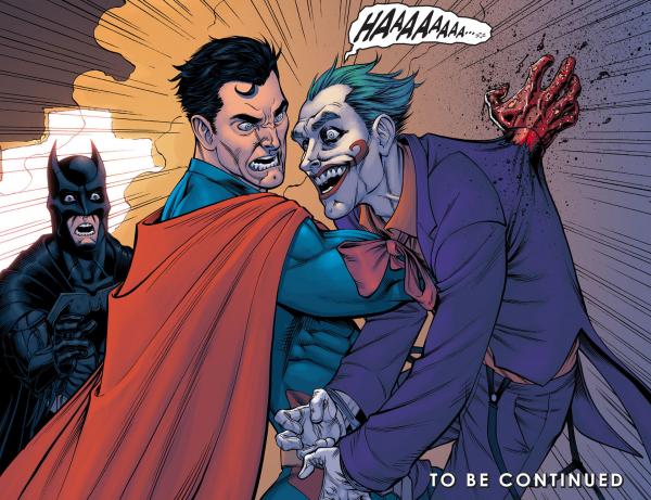 Художник случайно проспойлерил главный твист нового комикса DC. - Изображение 2