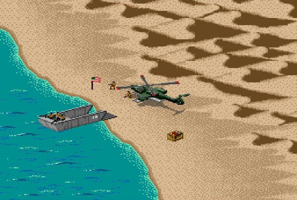 EA может возродить вертолетную серию Desert Strike  - Изображение 1