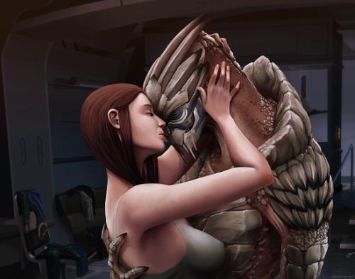 Mass Effect и зонд Фон Неймана - Изображение 1