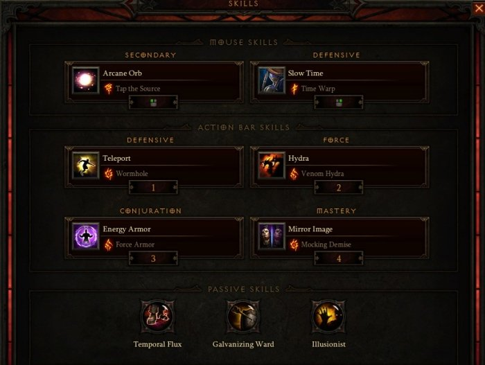 Diablo III. Руководство по Чародею. - Изображение 5
